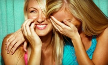 $499 for a Four-Hour Photo-Booth Rental with Unlimited Sessions and Prints from Fotohuis Photography ($1,200 Value)