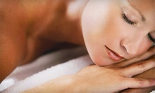 One or Two 60- or 90-Minute Custom Massages at A Touch of Therapeutic (Up to 53% Off)