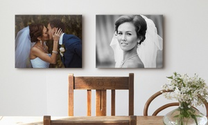"""Custom 16""""x20"""" Gallery Wrapped Canvases From Canvas On Demand; 1 Or 2 Canvases For $29.99-$49.99"""