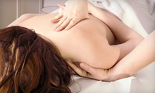 One 60- or 90-Minute Massage or Three 60-Minute Massages at The Massage Suite (Up to 56% Off)