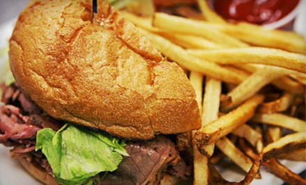 Classic American Lunch Cuisine for Two or Four at Tap Root Public House (Half Off)
