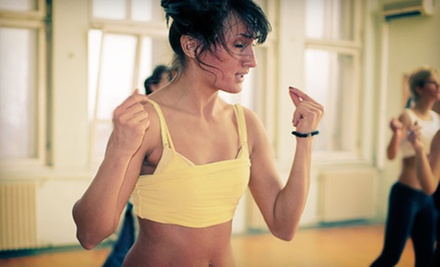10 Fitness Classes or Two Months of Unlimited Fitness Classes at Fit to Dance Club (Up to 57% Off)
