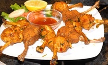 $15 for $30 Worth of Indian Cuisine at Mehek Restaurant