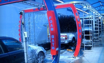 $20 for $40 Worth of Car Washes at Clean Freak Car Wash
