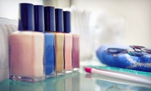 $42 for a Spa Manicure and Pedicure at Julia Grace Salon ($85 Value)