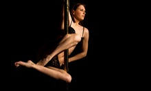 $30 Toward Flirt Fitness and Pole-Dance Classes