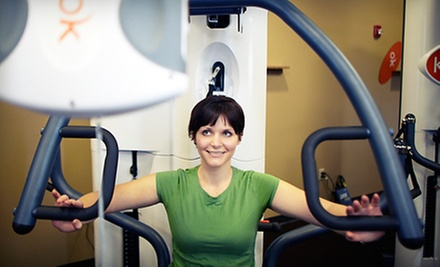 $29 for a Smartraining Package with Fitness Consultation and Workout Sessions at Koko FitClub ($90 Value)
