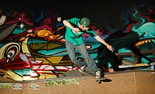 $22 for Four Indoor Skate Park Passes at Cream City Skatepark (Up to $44 Value)