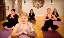 Unlimited Drop-In Yoga and Cardio Classes for 30 Days, or 20 Yoga and Cardio Classes at Life Yoga (Up to 67% Off)