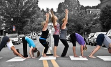 5 or 10 Classes at Simply Yoga of Belmont (68% Off)