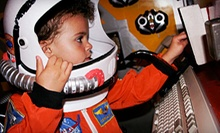 $45 for Five Visits for Up to Three People to Habitot Children's Museum in Berkeley ($90 Value)