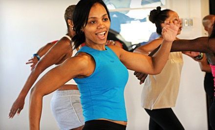 10 or 20 Fitness Classes at Work It! Studio (Up to 80% Off)