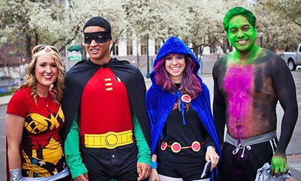 Denver Urban Avengers Race Registration for One, Two, Four, or Six on October 25 (Up to 56% Off)
