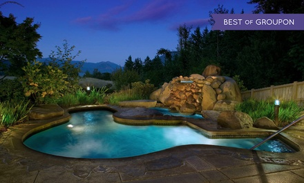 Stay at Skamania Lodge in Stevenson, WA. Dates into May.