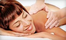 One or Three 60-Minute Swedish Massages at Innate Chiropractic (Up to 56% Off)