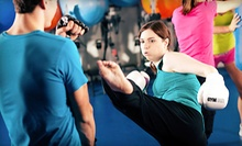 One or Two Months of Unlimited Korean Kickboxing Classes at Mind, Body &amp; Soul Martial Arts (Up to 79% Off)