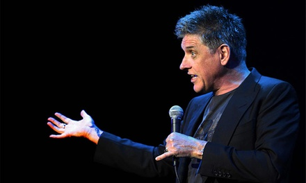Craig Ferguson at Saenger Theatre on March 11 at 8 p.m. (Up to 50% Off)