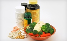 $10 for $20 Worth of Supplements and Health Food at Smart Choice Market