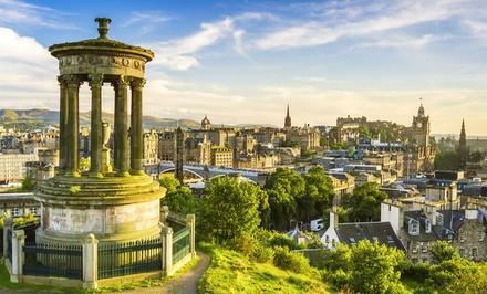 Clearsky holidays deal of the day groupon for 7 clifton terrace edinburgh eh12 5dr