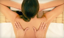 60- or 90-Minute Massage or One or Three Ear-Candling Sessions at Mystic Rose Massage (Up to 61% Off)