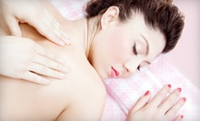 One or Three 60-Minute Swedish Massages at Peaceful Paths Massage Therapy (Up to 54% Off)
