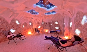 $24 For 45-minute Salt-cave Session At Saltana Cave ($40 Value)
