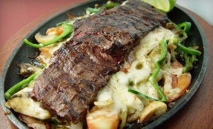 Mexican Cuisine at El Porton Mexican Restaurant (Up to 53% Off). Two Options Available.