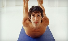 15 or One Month of Unlimited Hot-Yoga Classes at Yoga Heritage (Up to 87% Off)