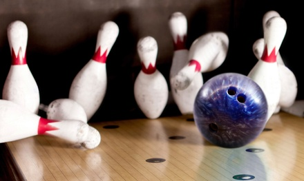 Bowling Night for Two or Four with Pizza at HP Bowling Center (Up to 58% Off)
