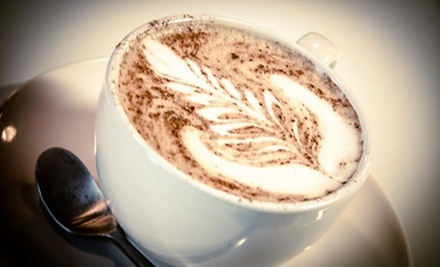$7 for $15 of Gourmet Coffee and Italian Food, or Five Drinks at L'Arte Del Caffe