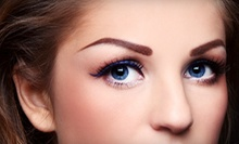 Three or Five Eyebrow-Threading Sessions at Aisha's Salon & Spa (Up to 57% Off)