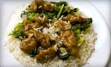 $10 for Two $10 Gift Cards for Buffet Fare at Lees Mongolian Grill in Springfield ($20 Value)