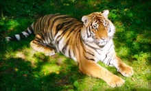 C$99 for a 2013 Family Pass with Unlimited Admission to Bowmanville Zoo (C$199 Value)