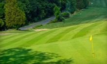 18 Holes of Golf for Two or Four at Beaver Island State Park (Up to 60% Off)