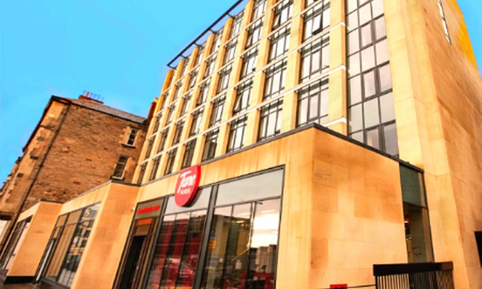 Clear sky holidays deal of the day groupon for 7 clifton terrace haymarket edinburgh eh12 5dr