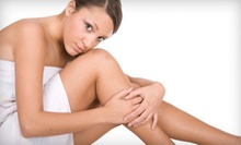 Six Laser Hair-Removal Treatments on a Small, Medium, Large, or Extra-Large Area at Laseit Corp (Up to 87% Off)