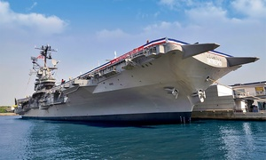 $29 For An All Access Pass To The Intrepid Sea, Air & Space Museum, Valid Any Day In June ($42 Value)