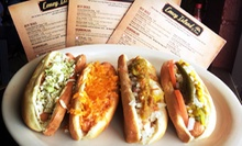 $10 for $20 Worth of Hot Dogs, Sandwiches, and Snacks at Coney Island
