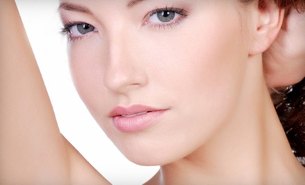 Eight Laser Hair-Removal Treatments on a Small, Medium, or Large Area at Essence Day Spa (Up to 91% Off)