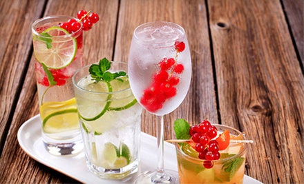 Summer Drinks and Polish Appetizers for Two or Four at Belvedere (Up to Half Off)
