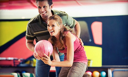 Bowling Package for One or Two at Charlie's Pro Shop at Liberty Lanes (Up to 60% Off)