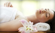 Relaxation Massage or Express Facial with Optional Glycolic Peel at The Haven Spa & Wellness Center (Up to 59% Off)