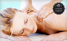 $29 for a 60-Minute Deep-Tissue Massage at Ledge's Therapeutic Massage ($65 Value)