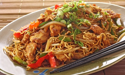 Indian Hakka Chinese Cuisine at Hakka King (Up to 58% Off). Three Options Available.