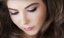 Permanent Makeup on Eyelids, Brows, or Lips at LongTimeLiner &amp; Lash Studio (Half Off). Two Options Available.