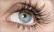 Full Set of Eyelash Extensions with Option for Refill at Enchant Day Spa &amp; Salon (72% Off)
