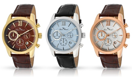 Lucien Piccard Men's Mulhacen Chronograph Watch