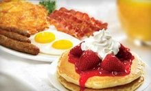 $7 for $14 Worth of Breakfast and Diner Fare at IHOP