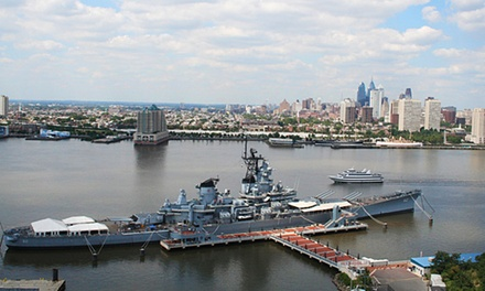 Battleship New Jersey Visit for Two or Four (Up to 51% Off)