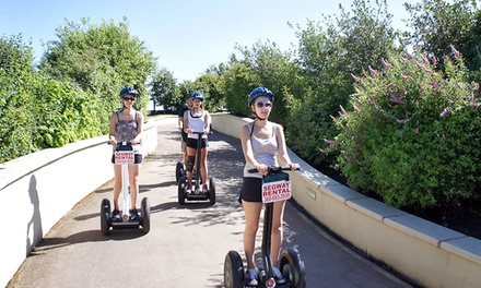 Historic Segway Tour for One or Two from Vancouver Segway Tours (Up to 41% Off)